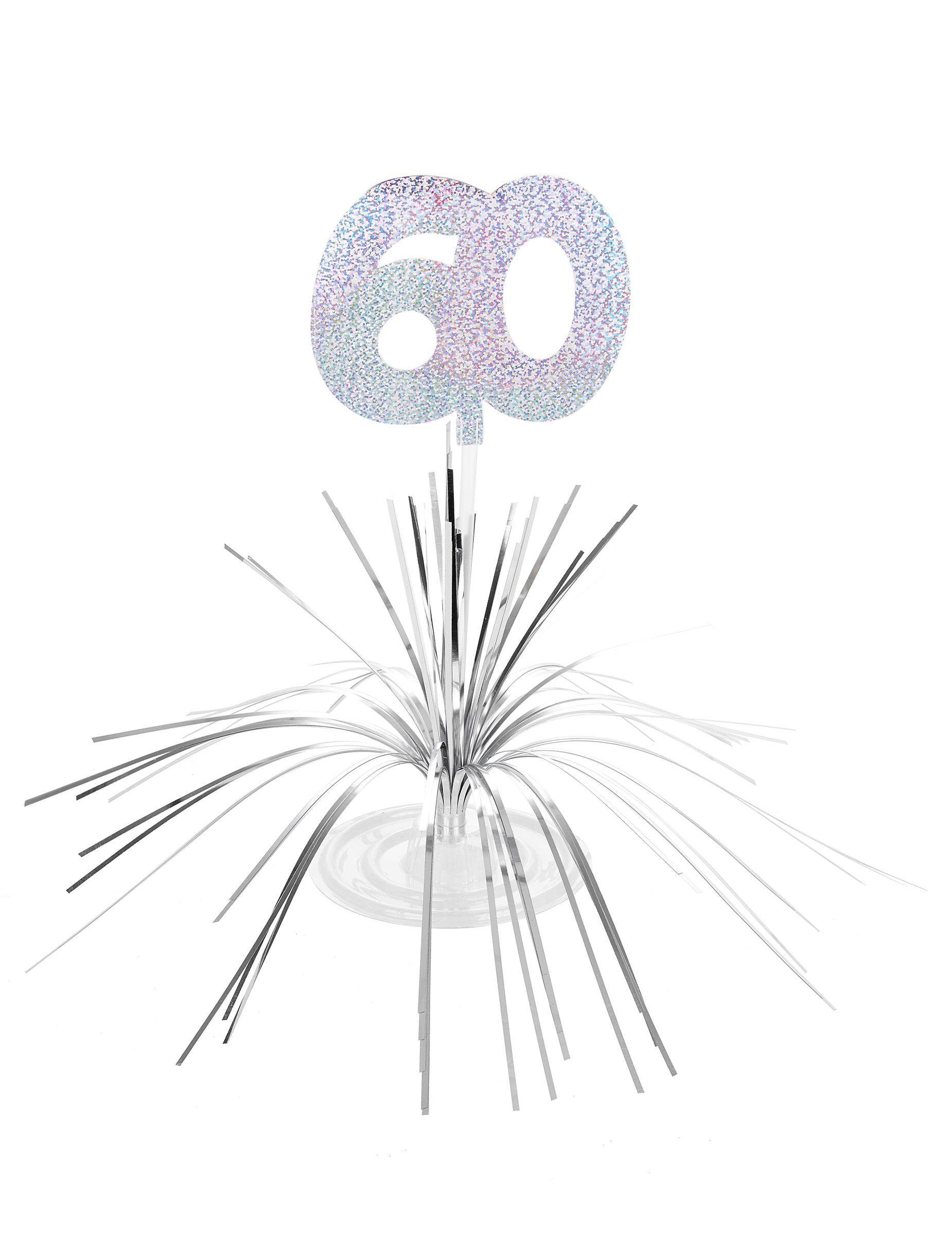 Centrotavola per 60 anni su VegaooParty 4e012cfb9919