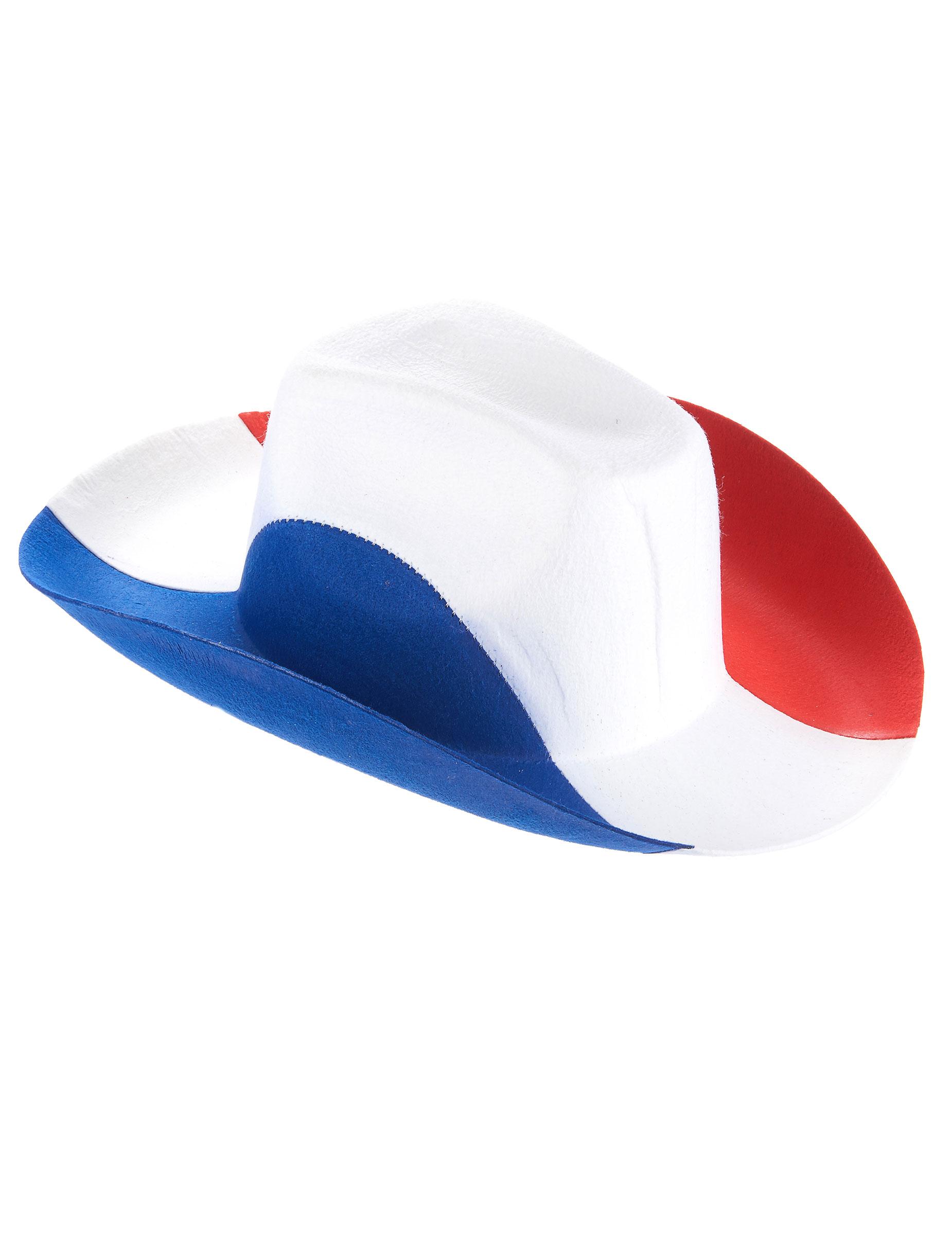 Cappello Bandiera Francese Da Cowboy Su Vegaooparty Negozio Di