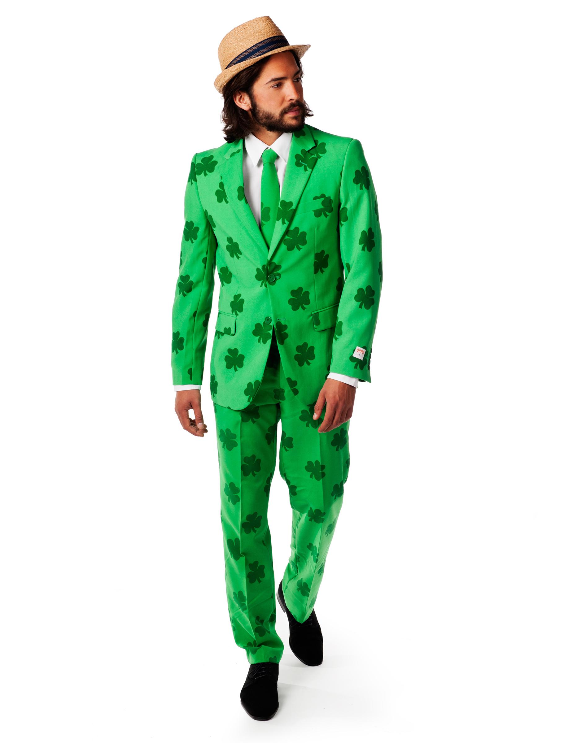 Costume da Mr San Patrizio per uomo originale Opposuits™ su ... 3c546de60e03