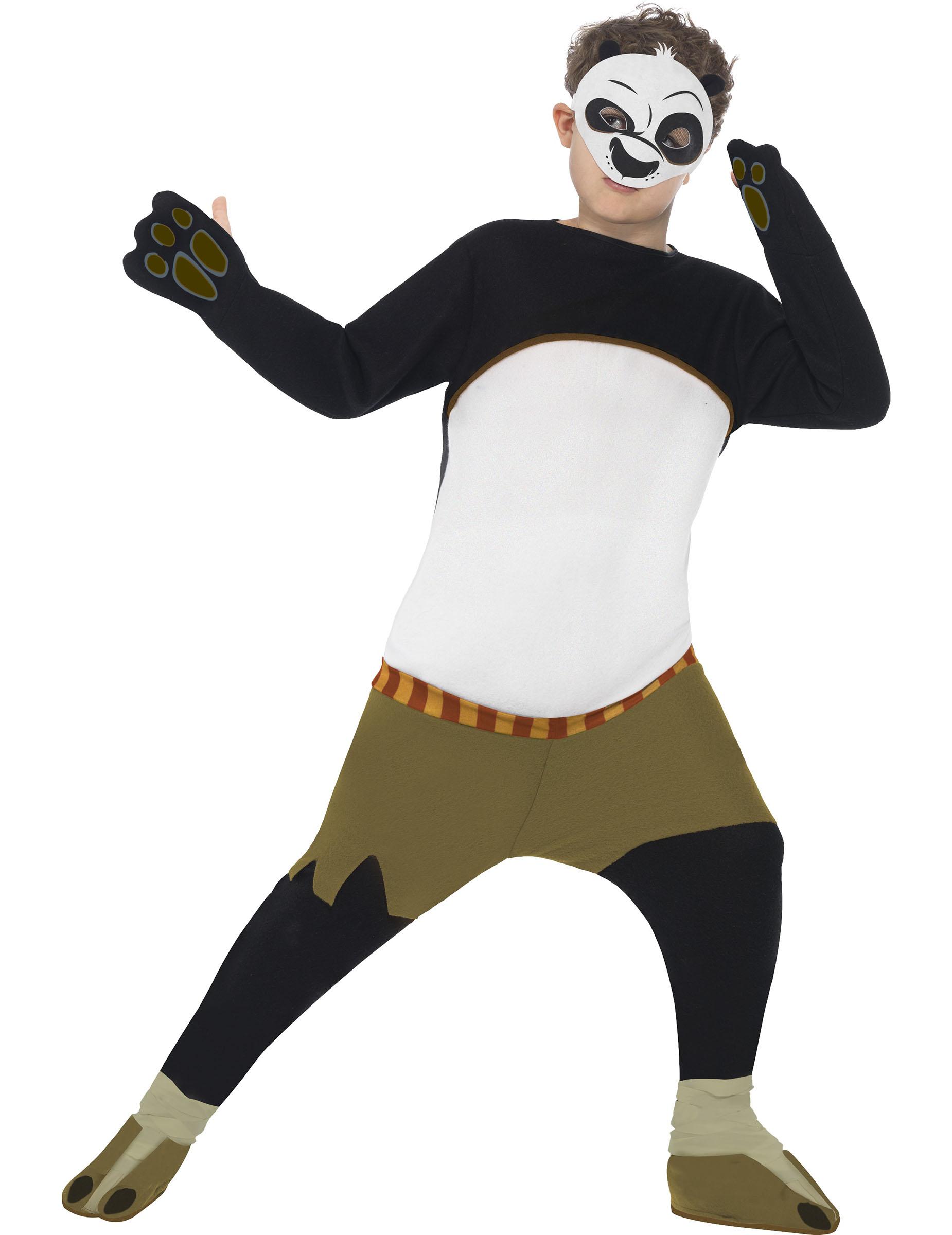 Travestimento da kung fu panda™ su vegaooparty negozio di articoli