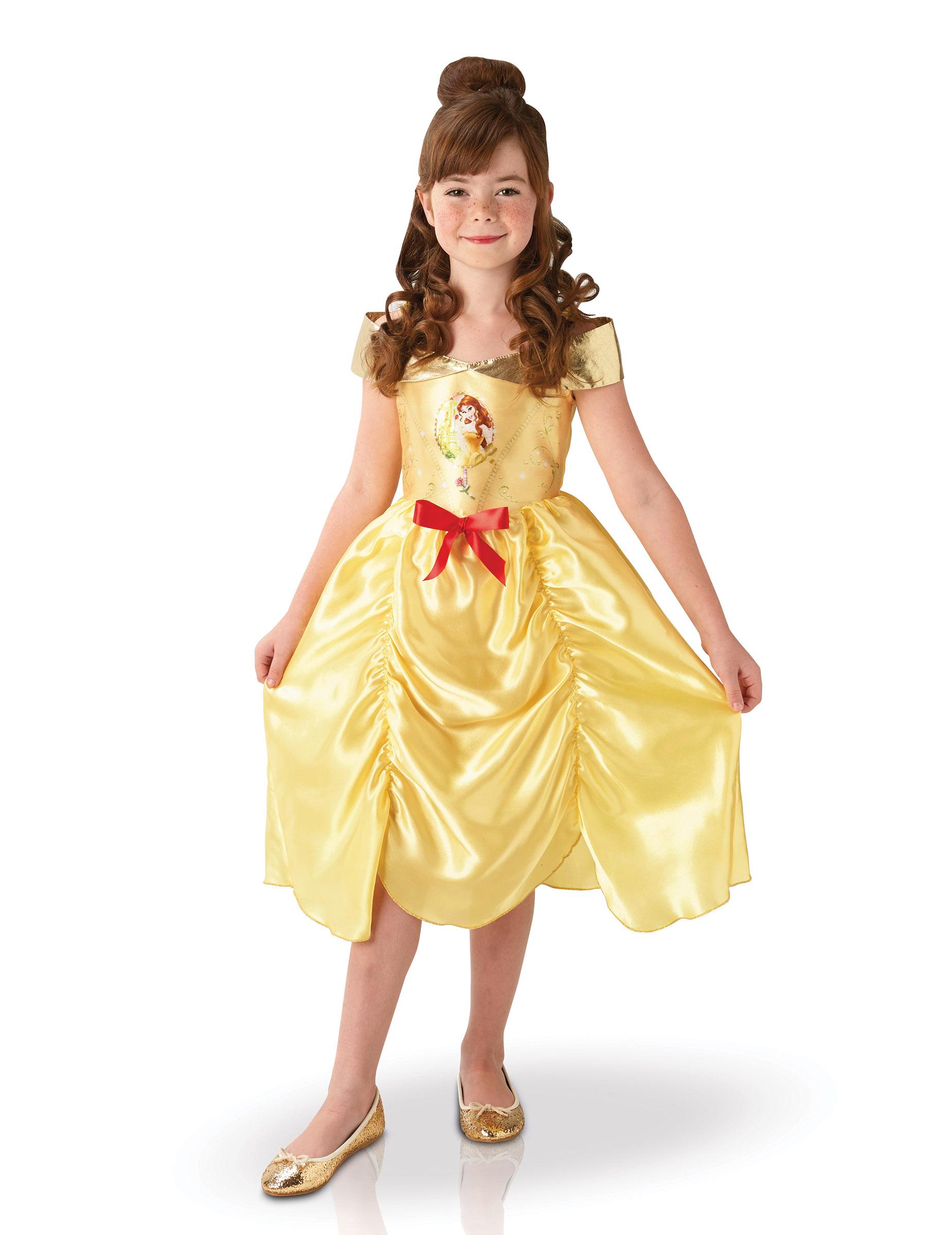 belle costume bambina  Costume di Bella per bambina su VegaooParty, negozio di articoli per ...