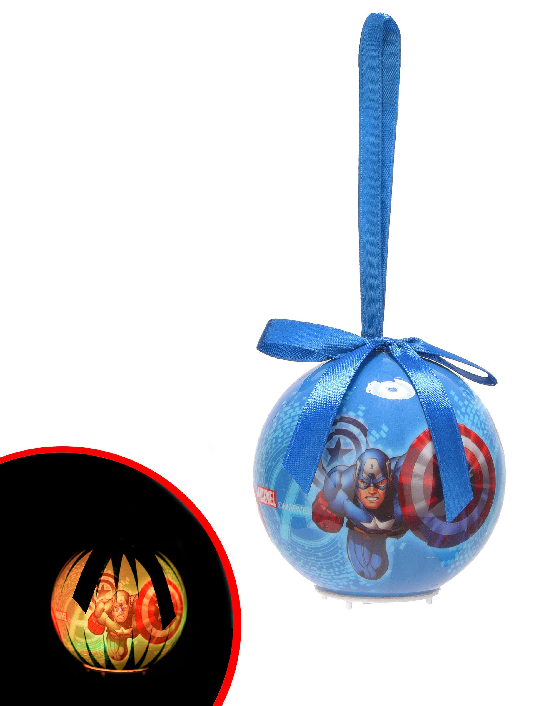Pallina di Natale luminosa Disney Topolino