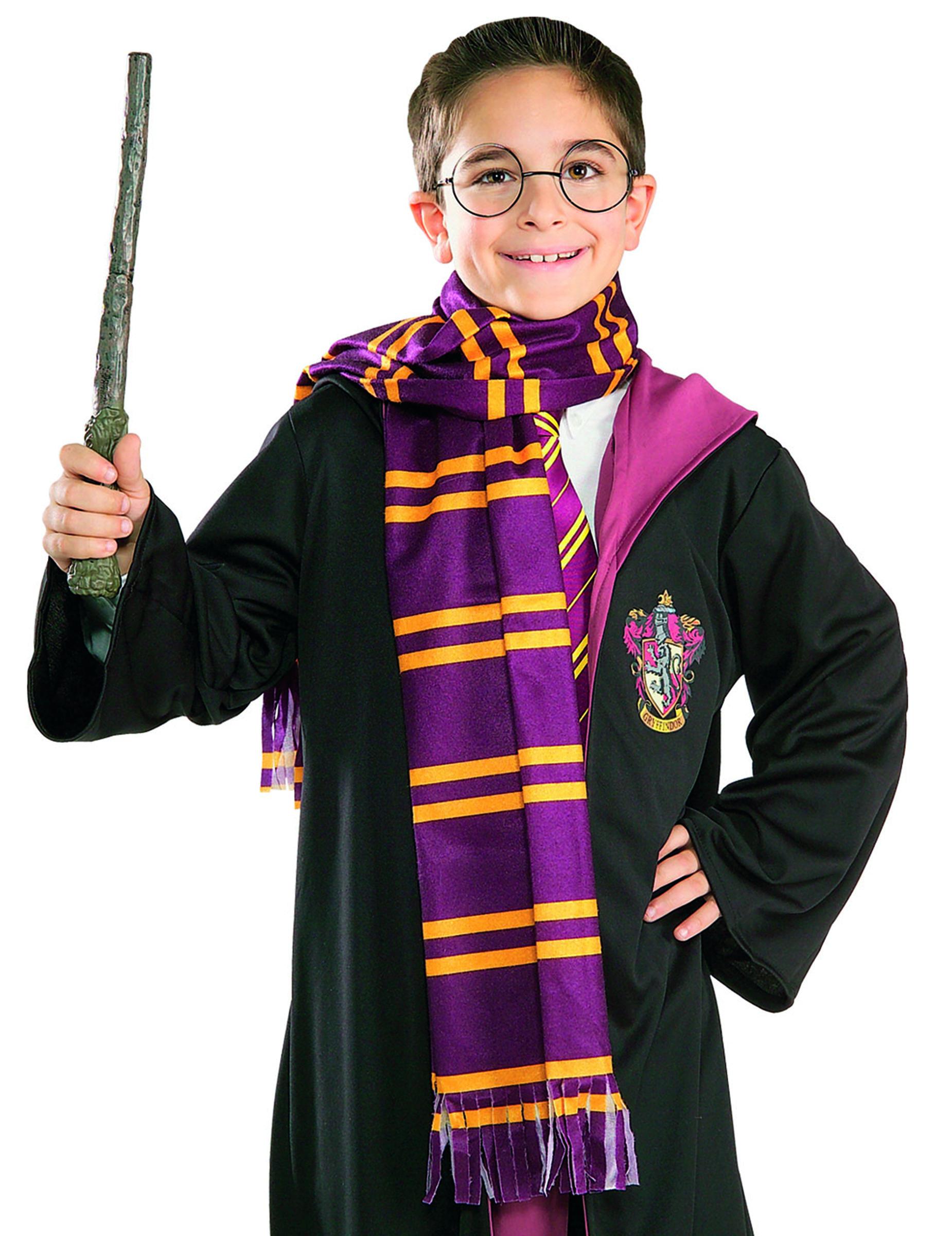 vari design nuovo aspetto lucentezza adorabile Sciarpa di Harry Potter™ su VegaooParty, negozio di articoli per feste