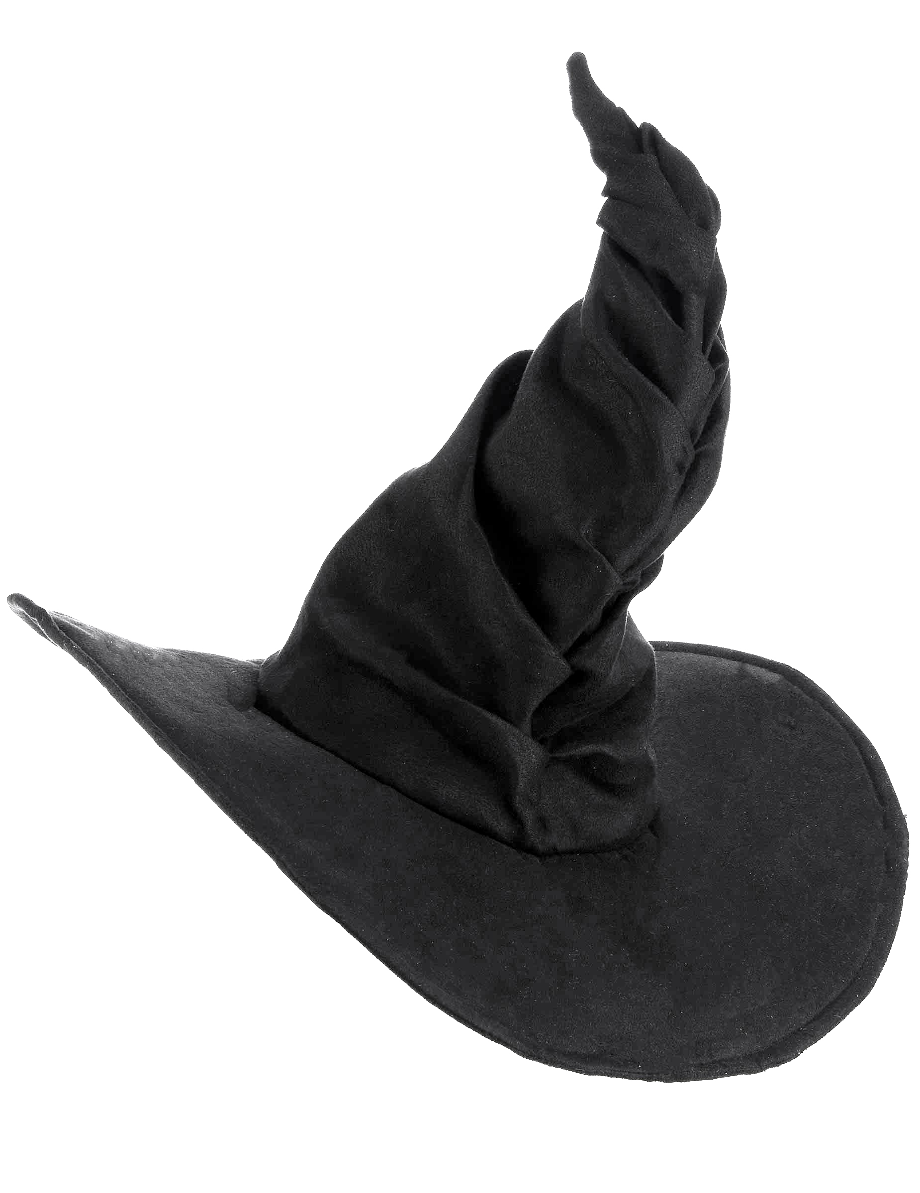 Cappello da strega nero in velluto adulto su VegaooParty ddf54aa0092f