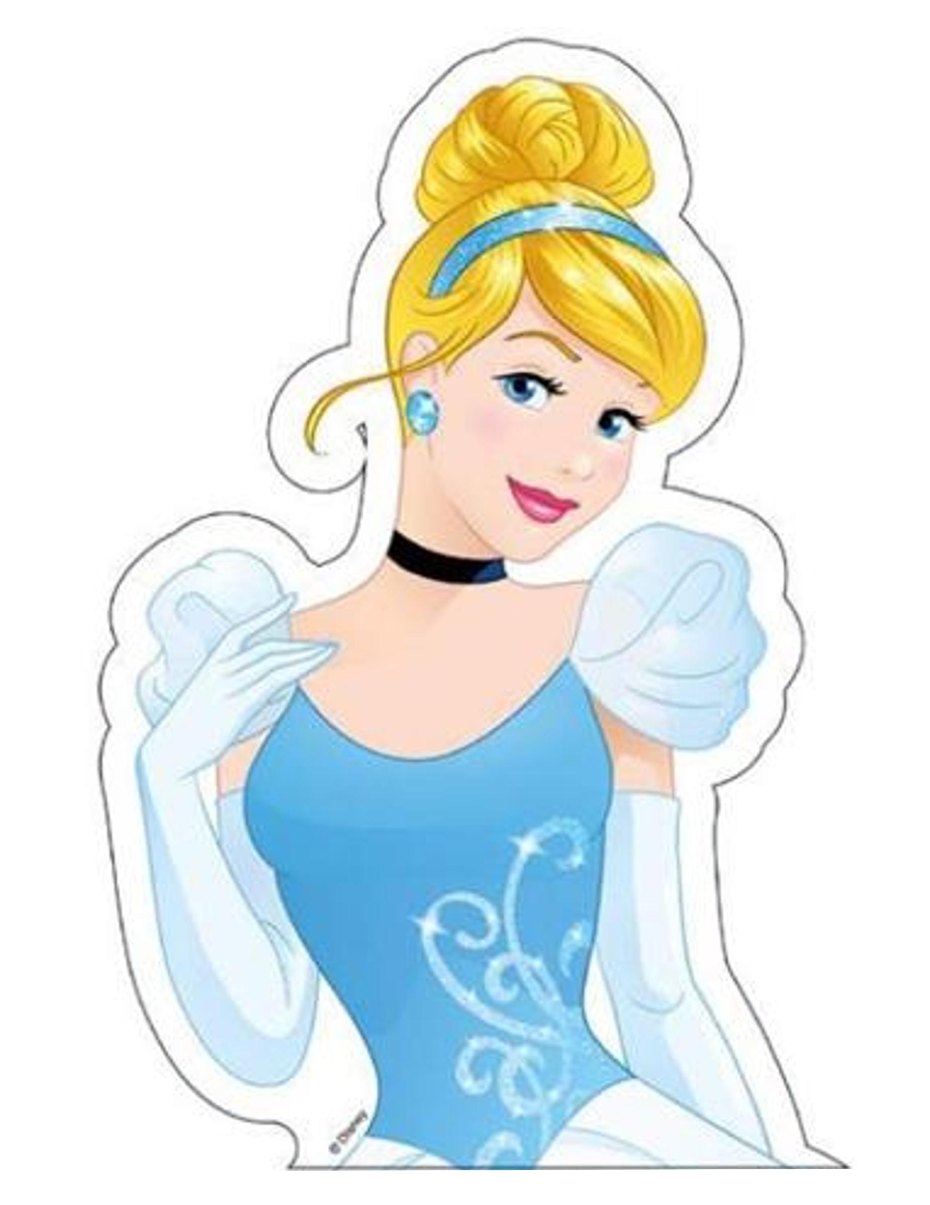 Foglio Di Ostia Di Cenerentola Principesse Disney