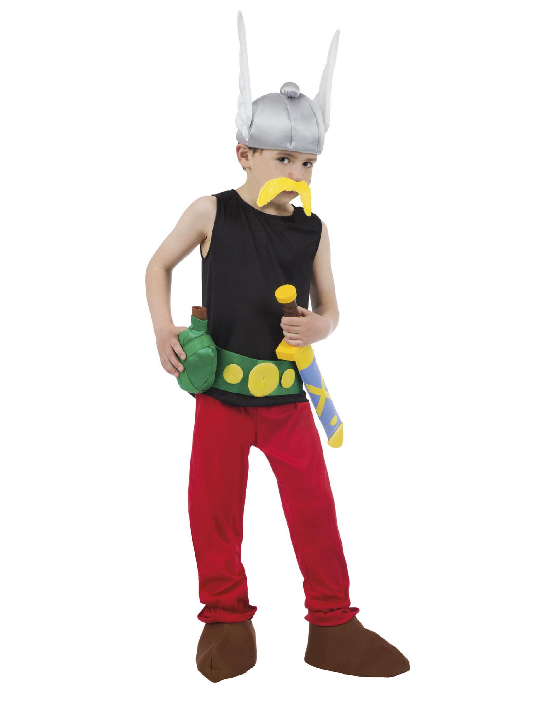 ORIGINALE Asterix costume per bambini carnevale costume licenza COMIC