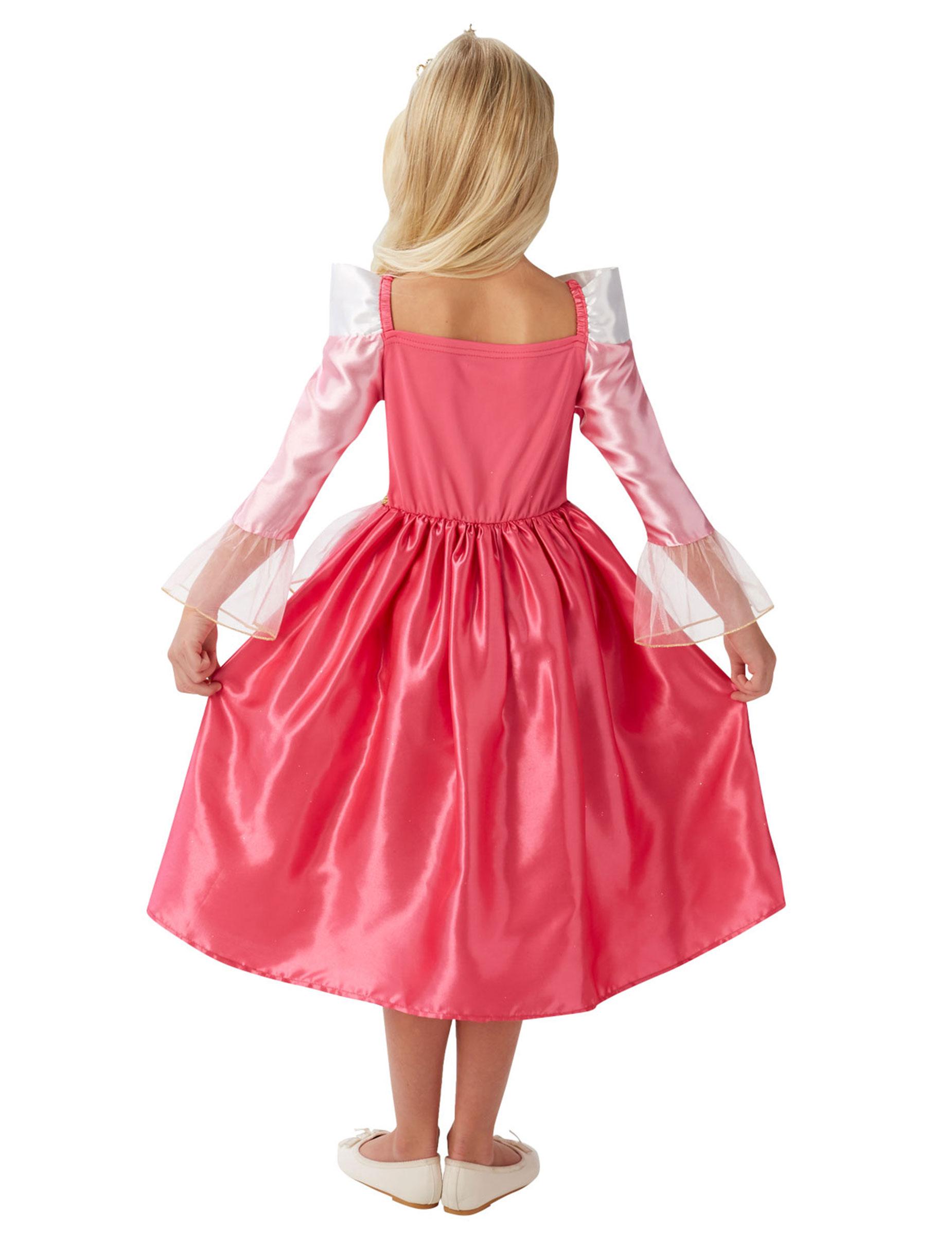 Travestimento da principessa Aurora™ con corona per bambina su ... 09480315cad