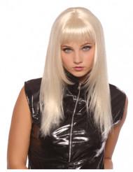 Parrucca bionda per donna