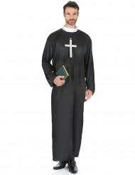 Costume adulto da prete