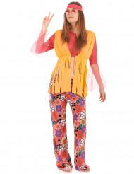 Costume da donna hippie