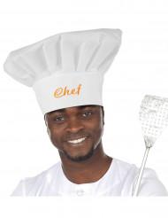 Cappello da chef per adulto