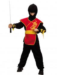 Costume da ninja per bambino