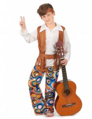 Costume hippie per bambino