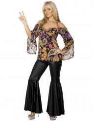 Costume da donna hippie Johanna