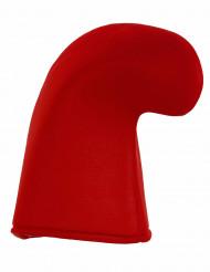 Cappello rosso da elfo Natale