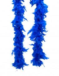 Boa blu