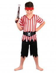 Costume piccolo pirata bambino
