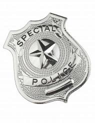 Distintivo da poliziotto per adulto