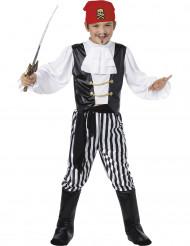 Costume piccolo pirata per bambino