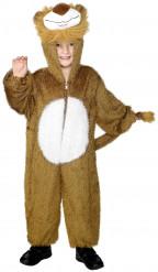 Costume da leoncino per bambino