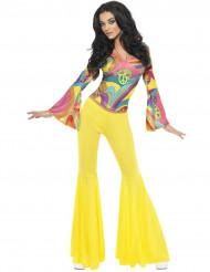 Costume anni '70 hippie da donna