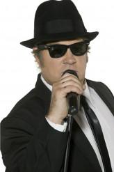 Occhiali neri dei Blues Brothers™ per adulti