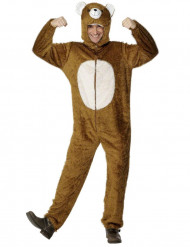 Costume da orso per adulti