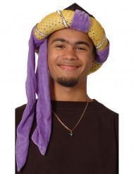Cappello da sultano arabo per adulto