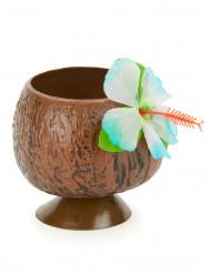 Coppa Hawaii a forma di noce di cocco