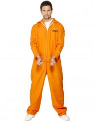 Costume da prigionierio per uomo