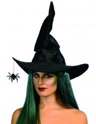 Cappello da strega con ragno