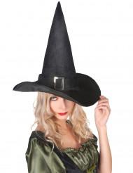 Cappello da strega velluto donna - Halloween