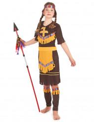 Costume indiano da bambina