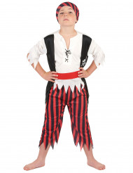 Costume da pirata per bambino