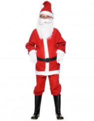 Costume da Babbo Natale per ragazzo