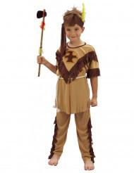 Costume da indiano bambino