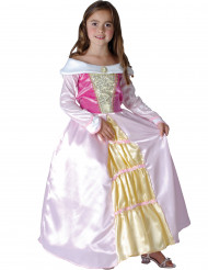 Costume principessa color pastello bambina