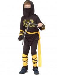 Costume per bambino da ninja