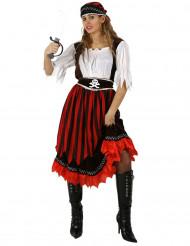 Costume da piratessa da donna