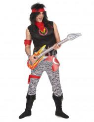Costume da rock star per adulto