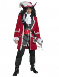 Costume da capitano dei pirati adulto