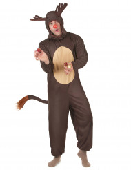 Costume da renna per adulto