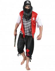 Costume da pirata da uomo