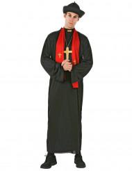 Costume da prete per adulto