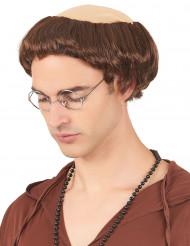 Parrucca da monaco per adulto