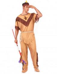 Costume da indiano per adulto
