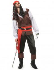 Costume da pirata per uomo