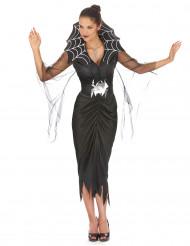 Costume donna ragno per Halloween