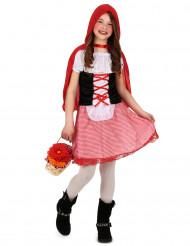 Costume da cappuccetto rosso per bambina