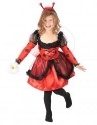 Costume coccinella da bambina